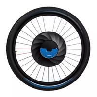 fırçasız motor hızı kontrolü toptan satış-iMortor 26 inç MT1.9 3 In 1 Istihbarat Bisiklet Tekerlek Kalıcı Mıknatıs Fırçasız DC Motor App Kontrol Ayarlanabilir Hız Modu
