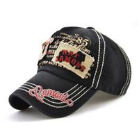 neue designer-hysteresen großhandel-Mode-Baseballmütze-Mann-Frauen-im Freienmarken-Entwerfer-Sport-Baseballmütze-Hip Hop-justierbare Hysteresen-kühlen Muster-Hut-neuen beiläufigen Hut ab