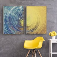 Wholesale vertical paintings resale online - HAOCHU Nordic Decorative Canvas Painting Abstract Pictures Modern Minimalist Concept No Frame Oil Painting Vertical Rectangle