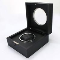 big bang boxen großhandel-Luxus Black Watch Box Schweizer Uhrenbox mit Papieren und Handtasche Uhren Box für Hub Big Bang