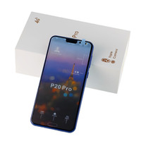Wholesale camera tv online - Goophone P20 Pro cameras Android P20pro GB GB Show fake GB RAM GB ROM Fake G LTE Unlocked Cell Phone