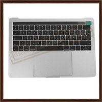"Wholesale topcase macbook - Original new A1708 French Topcase Assembly for MacBook Pro 13""A1708 2016 2017 keyboard Battery touchpad Topcase Grey"
