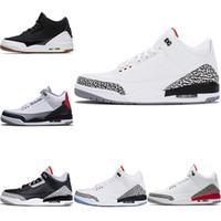 brand new e4152 83c72 NIKE Zapatos de baloncesto de diseñador para hombre Katrina Tinker JTH NRG  Línea de tiro libre Negro Cemento blanco fuego hombres rojos ocasionales ...