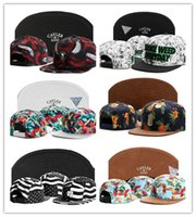 Wholesale dome labels online - TOP Sale CAYLER SONS Flagged US Adjustable Snapbacks Baseball Cap Hats Cheap Holy Brooklyn Wild Style Label Rasta Power Headwears