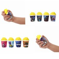 Wholesale toy cute online - Game Fortnite Squishy Toys Slow Rising Jumbo Toy Popcorn Ice Cream Squeeze Bun Soft Cute Decompression Toys Novelty MMA999