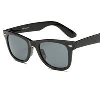 b2419fb365 UV400 TR Vintage Classic Fashion Polarized Sunglasses Flash Eyewear for Men  Women A2140