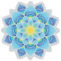 кистовое полотенце оптовых-Drop Shipping Indian Mandala Tapestry Lotus Mat Yoga Bohemian Flower Printed Shawl Sunblock Round Beach Towel with Tassel MFLA1