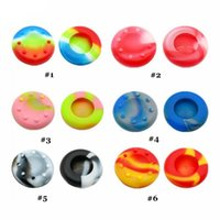 Wholesale xbox one grip thumb online - Silicone thumbstick caps thumb grip caps for PS4 PS3 Xbox one and Xbox360 controllers