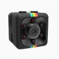 Wholesale camera mini video sport online - Hot Sale Mini HD Mega Lens SQ11 DV HD P Mini Camera Digital DVR Motion Detection Infrared Out Door Sport Voice Video Recorder