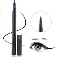 Wholesale new styles pens - 1PC NEW Beauty Cat Style Black Long-lasting Waterproof Liquid Eyeliner Eye Liner Pen Pencil Makeup Cosmetic Tool