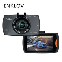 Wholesale hidden night cameras - ENKLOV LCD Car Dvr The New Car Camera 100 Wide-angle Car-detector Hidden Driving Recorder 1080P HD Cam Night Vision Dash Cam