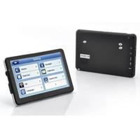 Wholesale Handheld Gps - 7 inch Car GPS Navigation Handheld Navigator Bluetooh Av In FM Transmitter MTK CE 128M 4GB 8GB Free NEW Mps Free DHL