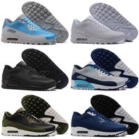 Wholesale Famous Massage - Hot Sale Drop Shipping Famous Air Cushion 90 ultra 2.0 essential Mens Athletic Sneakers Sports Running Shoes Size 40-46