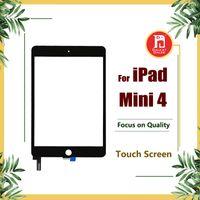 neue ipad lcd großhandel-Für ipad mini 4 touchscreen glas lcd panel digitizer ersatz vorderglas für ipad mini4 screen ersatzteile nagelneu