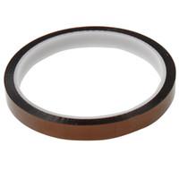 bga tape achat en gros de-Polyimide dédié à la chaleur de bande résistante à hautes températures de 10mm pour la soudure de carte PCB SMT de BGA