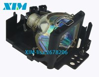 Wholesale brand projector - free shipping Brand New Replacement Projector Lamp DT00461 with Housing for HITACHI CP-HX1080 CP-HS1090 CP-X275