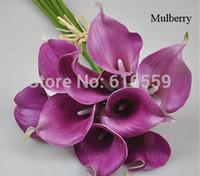 Kaufen Sie Im Grosshandel Kunstliche Calla Lilie Blumen Grosshandel