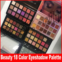 Wholesale nude eyeshadow makeup for sale - Beauty Brand Makeup Eyeshadow Colors Eyeshadow Rose Gold Remastered Textured Eye Shadow Palette Matte Shimmer New Nude Shadows