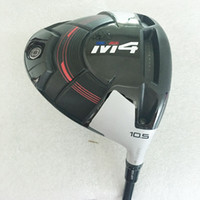 Wholesale new headcover golf for sale - New M4 Golf clubs driver M4 Clubs Golf driver or10 degree Clubs Golf graphite shafts and driver headcover Free shippin6