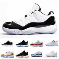 Wholesale Good Pig - retro 11 gamma Legend blue bred cool grey 11s concords lows men women basketball shoes sneakers XI Good Quality Version all size 5.5-13