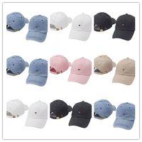 Wholesale korean baseball cowboy hat for sale - Group buy Cheap Korean adult brand baseball cap summer autumn cotton outdoor sports snapback caps hip hop gift cap bone casquette dad hat