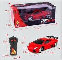 Wholesale Model Value - 1:24 Simulation Remote Control Car Children's Remote Control Car Plastic Model Toy Car 2 Channel