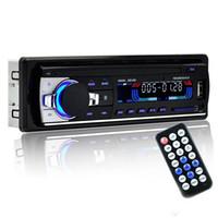kit usb mp3 mp4 venda por atacado-12 v car stereo bluetooth car dvd player multimídia mp5 player de áudio do telefone usb / tf rádio in-dash 1 DIN