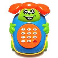 Wholesale Free Educational Music - 2016 Baby Toys Music Cartoon Phone Educational Developmental Kids Toy Gift New Dropshipping Free Shipping ,XL30