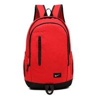 bilgisayar sırt çantası toptan satış-Yeni Marka Sırt Çantası Lüks Seyahat Çantaları Mans Kadın Sırt Çantaları Otantik Kaliteli Geri Okul Açık Spor Paketleri Bilgisayar Çantaları