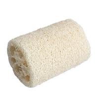 Wholesale luffa shower for sale - Group buy 3pcs set Bath Body Shower Sponge Scrubber Natural Loofah Luffa Loofa Bathing Massage Body Sponge Scrubber