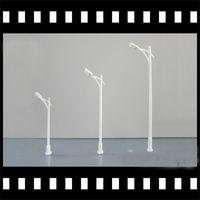 Wholesale Z Scale - Single Head LED Street Lamp Mode Miniature Scale Model Light Home Miniature Terrarium Decor Sand Table Accessories 0 45nh Z