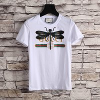 Wholesale Woman Business Shirt - NEW HOT Men skulls Polo shirts summer fashion calssic luxury brand clothing short sleeve Business & Casual solid male polo g t shirts