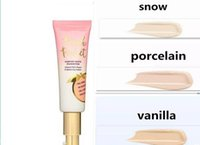 Wholesale normal bulbs online - Hot makeup Foundation Peach perfect comfort matte foundation colors ml Face cream Foundation High quality DHL