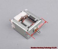 Wholesale magnet motors - 10pcs lot! 020 micro DC motor DC5V 15000RPM 020 squared motor 18*18*9.5mm permanent magnet motor ,new in stock~