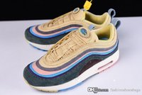 Wholesale rubber dreams - 2018 A AAA Quality 1 97 SW Sean Wotherspoon AJ4219-400 Collector's Dream Sneakers Shoes With Original Box