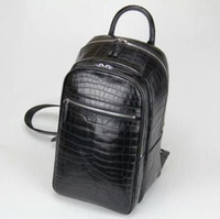 Wholesale bags free shipping europe resale online - Men Backpack Style school bags Europe and America Fashion bags