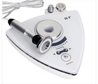 línea de la máquina de rf arrugas al por mayor-Equipo de RF Máquina de rejuvenecimiento de la piel Dispositivo de salón de belleza Uso en el hogar Eliminación de arrugas Frecuencia de radio Belleza facial para anti-envejecimiento