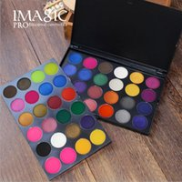 Wholesale colored eye shadow for sale - Group buy IMAGIC new beauty makeup eye shadow stage costume Cosplay colored candy eye shadow and Eye shadow for the studio