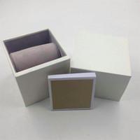luxus uhrenverpackung großhandel-Luxus Frauen Uhren Boxen Hohe Qualität Geeignet für Luxus paket Uhr Geschenkboxen Luxusuhren box + Englisch anweisungen,