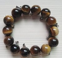 ingrosso pietre naturali rotonde palle-Pendenti misti di pietra naturale all'ingrosso dei pendenti di fascino per le gemme sciolte 50pcs / LOT dei gioielli delle collane
