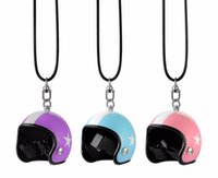 Wholesale game helmets - Car Pendant Cute Helmet Rearview Mirror Hanging For Game Of Thrones Cartoon Automobile Interior Decoration Ornament Accessories