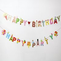 wholesale birthday banners free shipping buy cheap birthday