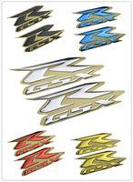 Wholesale Decal Suzuki - Motorcycle 3d Emblem Stickers Decal Raise For Suzuki GSXR1000 GSXR750 GSXR600