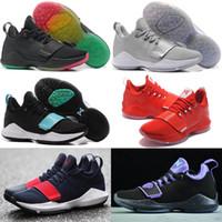 73df019f438 Wholesale Paul George Pg 1 Basketball Shoes - Buy Cheap Paul George ...