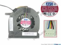 avc 12v dc fan venda por atacado-AVC BASA0920R2U P001 Servidor Laptop Ventilador DC 12V 0.7A 4-fios