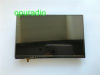 """Wholesale lexus navigation dvd - 1000% new 7"""" inch Display LTA070B511F LTA070B513F LTA070B5512F LCD module for Toyota Lexus car DVD navigation with touch panel"""