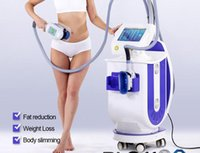 masajeador reductor de grasa al por mayor-La más nueva gordo 2018 reduce la máquina de la terapia del Massager de la cavitación de la liposucción del Freeze