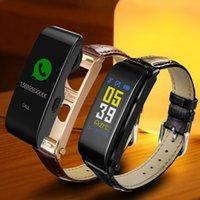 herzgürtel ansehen großhandel-Y6 Farbe Bildschirm Smart Watch Sport Gürtel Armband Anruf Schrittzähler Herzfrequenz Schrittzähler Herzfrequenz 2018