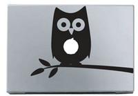 maçã chinesa adesivos venda por atacado-Fulclo-39 new hot 24.5 * 18.5 cm adesivos de cor local para laptop / carro / home pvc à prova d 'água sem cola pele macbook