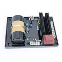 gerador avr automático venda por atacado-Gerador AVR R449 do regulador de tensão automática R449 para Leroy Somer
